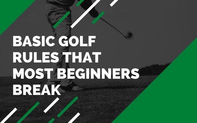 Golf rule